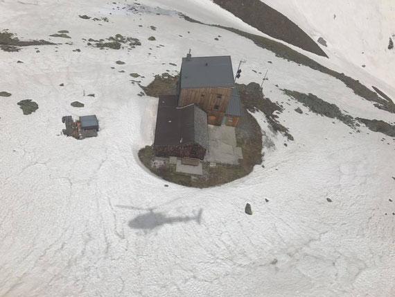 Tribulaun Hütte Pflerschtal