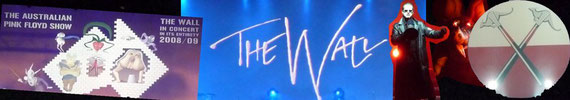 The Wall performt von The Australian Pink Floyd Show