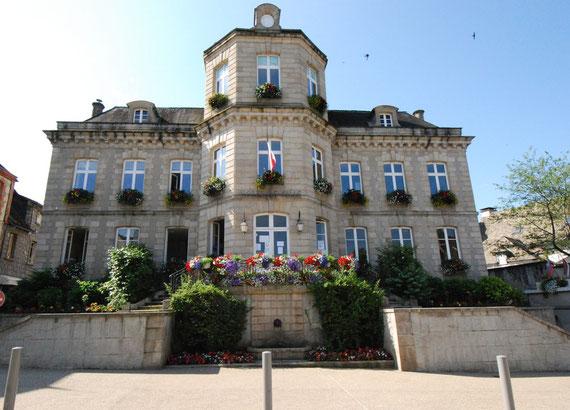 Mairie d'Argentat