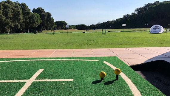 Escuela de Golf d' Aro Mas Nou.