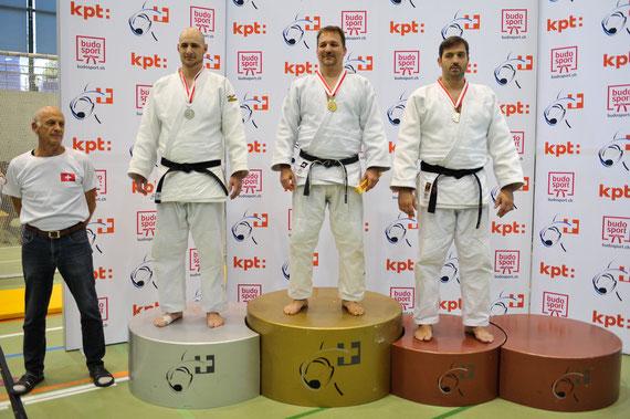 Judo Regensdorf, Silber für Chuard.