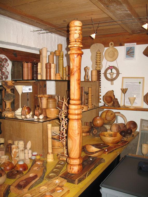 Pfeffermühle 90 cm, Eibe