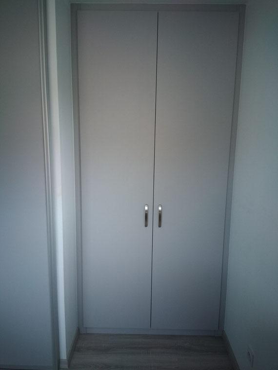 Rangement sur mesure - Porte ouvrante - Cuisine Home Concept Montmain