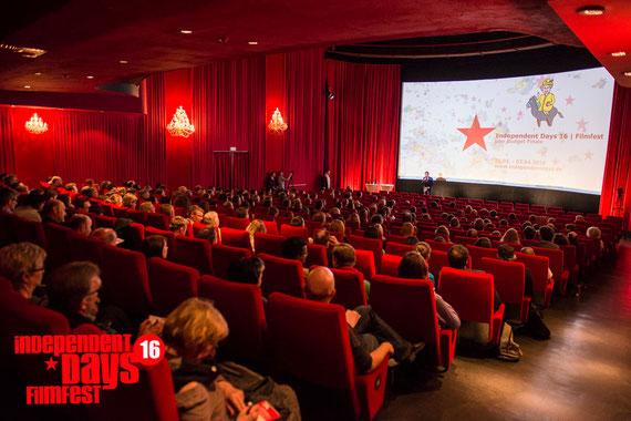Die Award-Gala im Filmtheater Schauburg (Foto: DIMA Photography)
