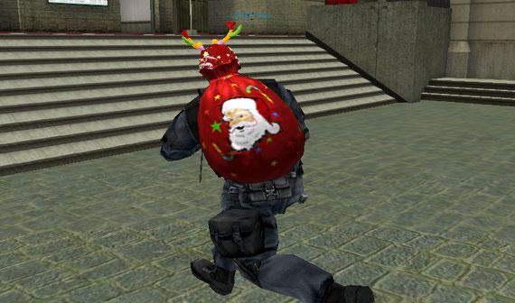 Mochila de Navidad