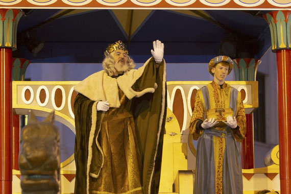Recorridpo y Horario de la Cabalgata de Reyes Magos de Zaragoza