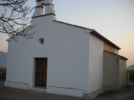 Mezquita de Xara o Ermita de Santa Anna