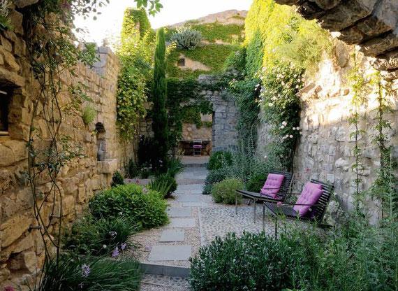 aménagement paysagiste à Aix-en-Provence