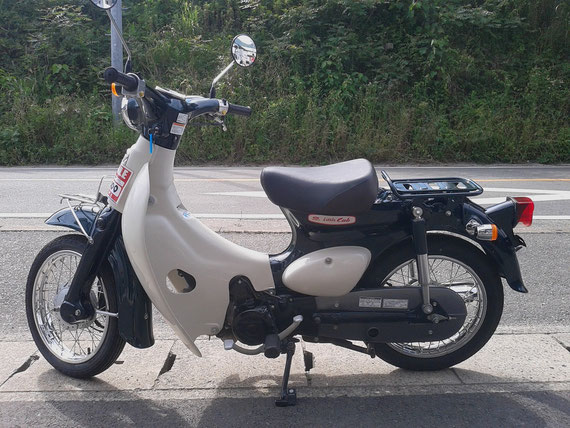 福岡 バイク中古 ホンダ リトルカブ
