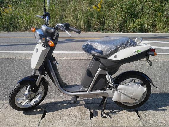 ヤマハ 電動バイク EC-03
