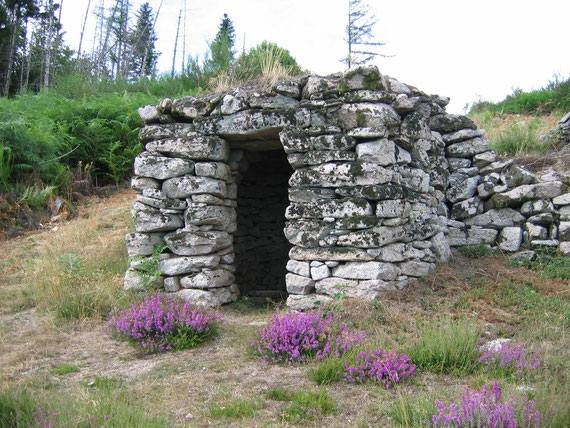 borie - cabane de berger