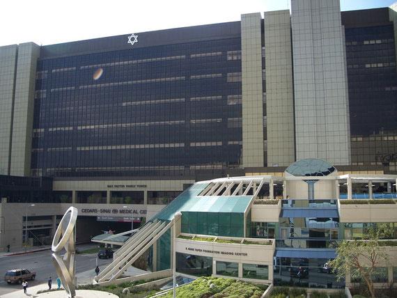 Dr Rothbart at Cedars-Sinai Medical Center Los Angeles