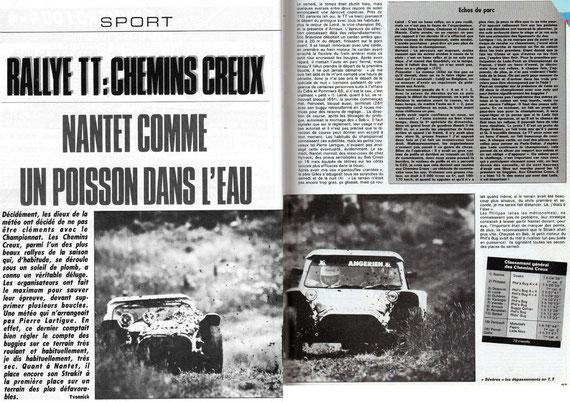 1987 - Chemins Creux