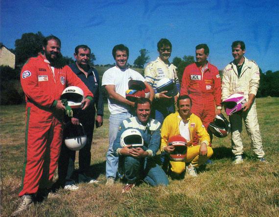 1990 - Auto Verte