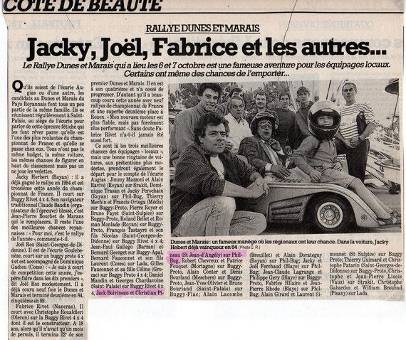 1990 - Dunes & Marais