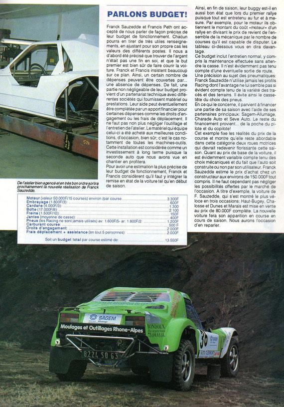 1993 - Car Terre - Franck SAUZEDDE