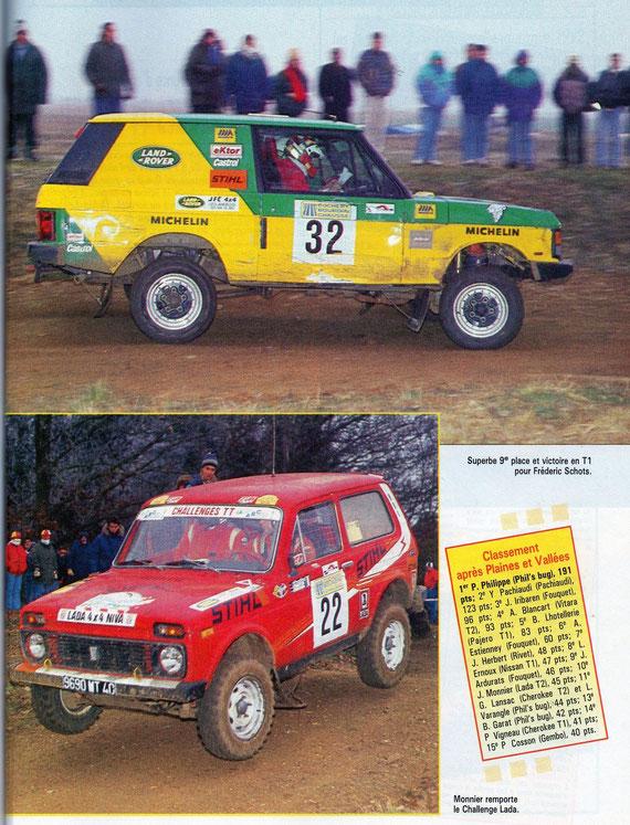 1993 - Tout Terrain Magazine - Plaines & vallées