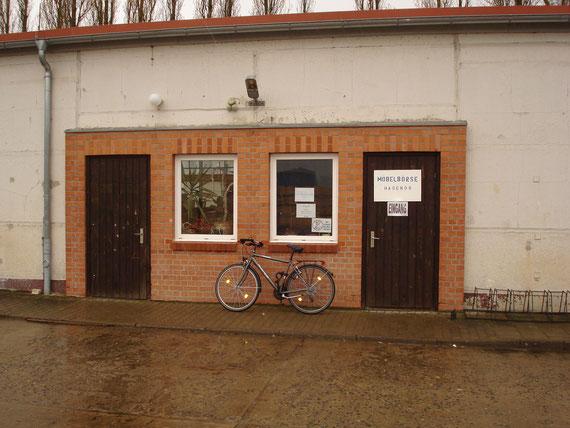 Möbelbörse Hagenow, Steegener Chaussee 6 (Neben Finanzamt)