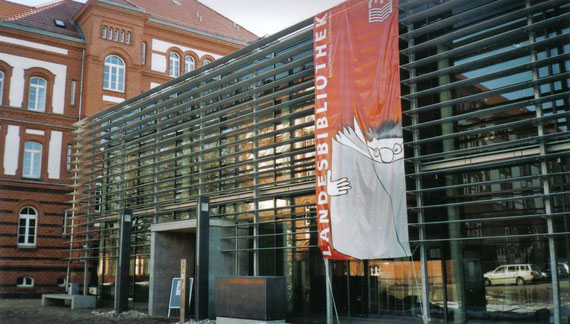 Landesbibliothek Mecklenburg-Vorpommern