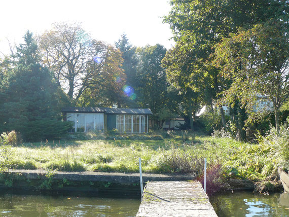 Wassergrundstück in Karolinenhof am Langen See