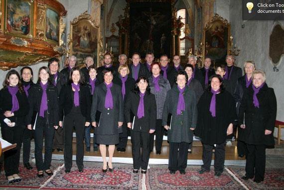 Passionssingen Pfarrkirche St. Lorenzen im Mürztal