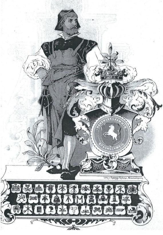 Wappen Handwerkskammer Braunschweig