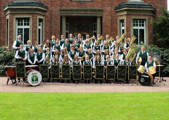 Blas-Orchester Rodde (Mai 2015)