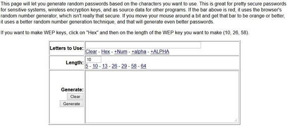 neues Passwort: Text anklicken