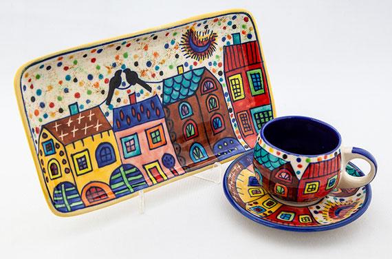 Keramik aus Palästina