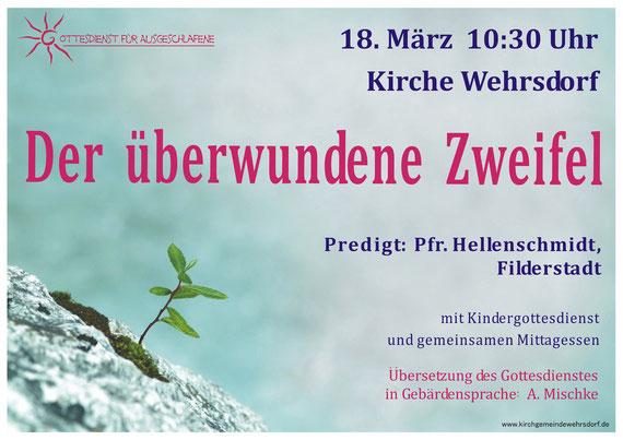Plakat März 2012