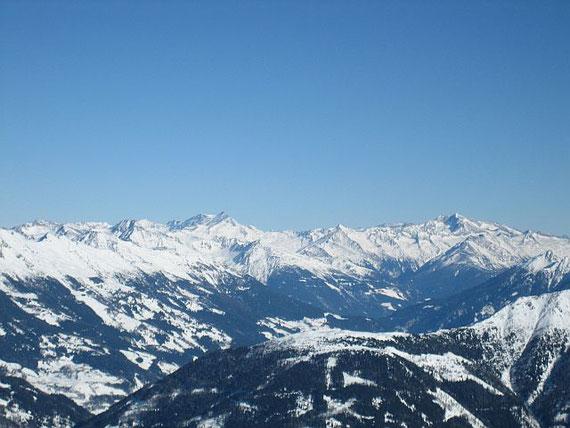 Ankogel (3252m) und Hochalm (3360m)