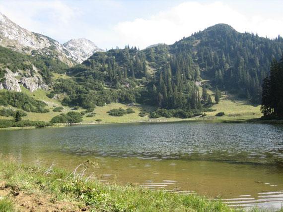 Sackwiesensee (1421m)