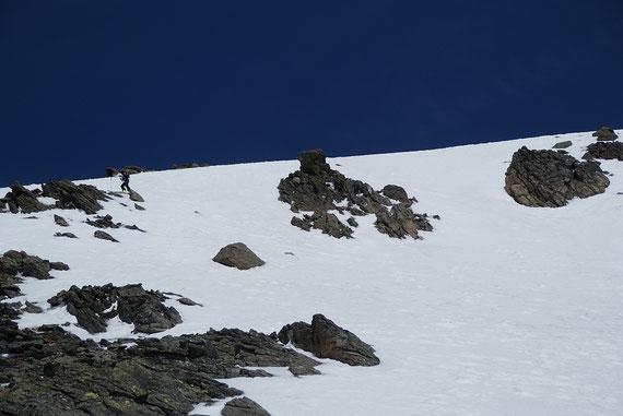 Die zweite Steilstufe