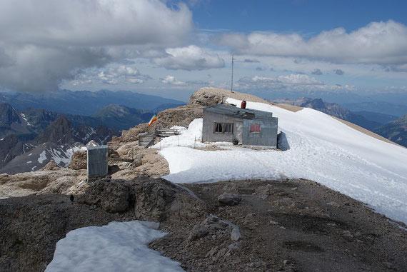 Die Gipfelhütte