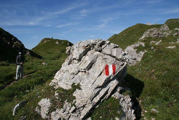 Am Giramondo Pass