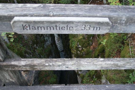 Klammbrückl