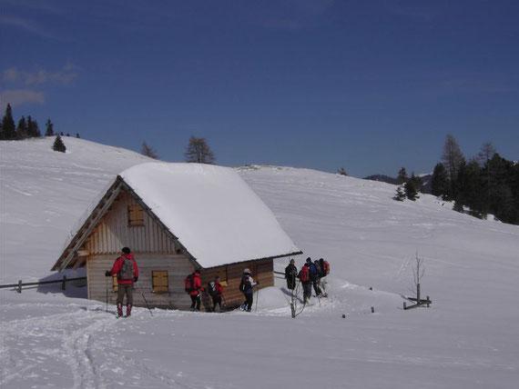 Die Triebener Hütte