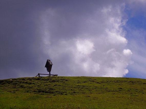 Auf den Bergen ist man Gott etwas näher
