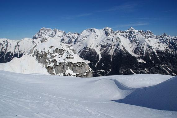 Auch im Norden grüßt der Montaschzug (Fotos vom 17.3.2014)