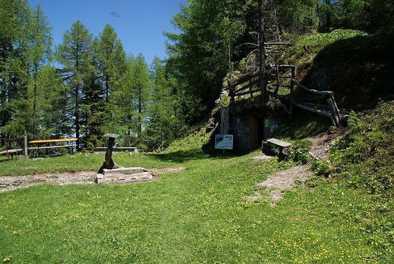 Die ehemalige Annahütte