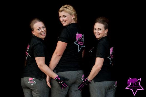 Team Shetty-Sport, Kleine Reiter ganz groß