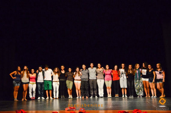 Grupo Simprota, agosto 2012