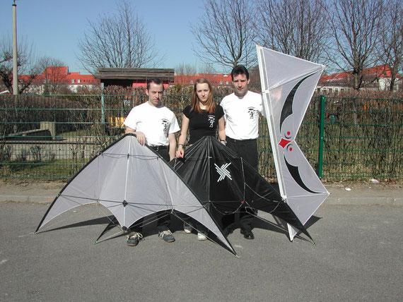 Die Drachenjongleure