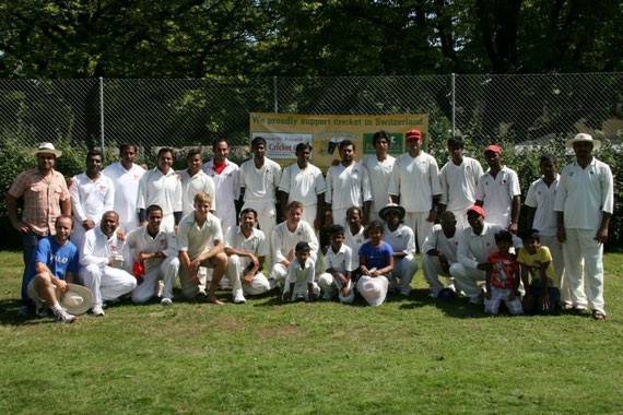 Swiss Mr. Pickwick T20 Cup finalists