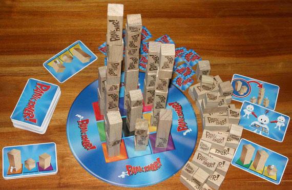Panic Tower von Goliath für 2-8 Spieler