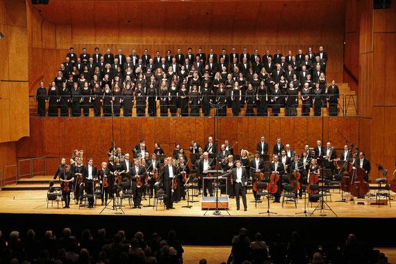Debütkonzert am 17.11.19 im Beethoven-Saal der Liederhalle Stuttgart (Foto: Gerd Tollnek)