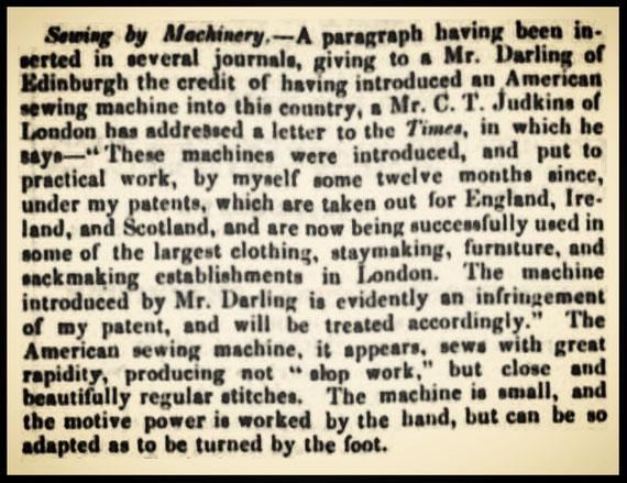Scottish Guardian, Glasgow - 8 July 1853
