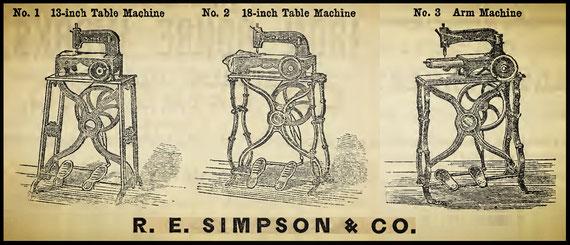 1859  R.E. SIMPSON & Co.