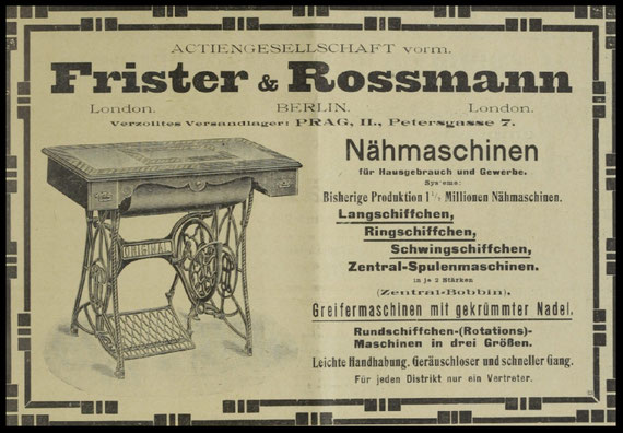 1910 Advertisement  (?)