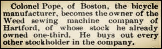 Waterbury Evening Democrat June 20, 1890